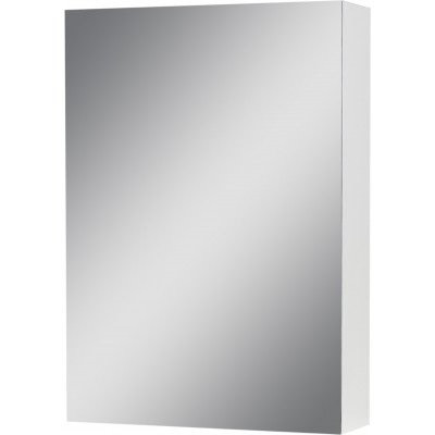 Зеркальный шкаф в ванную комнату 80 см Сансервис Панорама ДЗ Панорама Z - 80