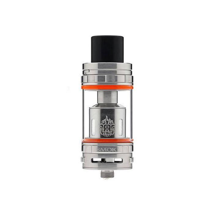 Атомайзер Smok TFV8 6 мл Silver