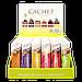Батончик Кашет чорний шоколад малина Cachet raspberry cream dark chocolate 70g 6*8 48шт/ящ (Код : 00-00006153), фото 2