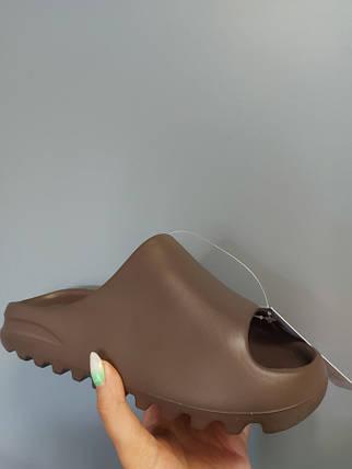 Yeezy Slide Chocolate, фото 2