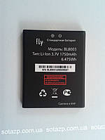 Аккумуляторная батарея original к мобильному телефону Fly IQ4491 Quad Era Life 3   1750mAh (BL8003)