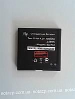 Аккумуляторная батарея original к мобильному телефону Fly SL140DS   700mAh (BL5402)