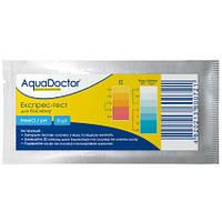 AquaDoctor Тест-полоски Aquadoctor Cl/pH, 3 шт