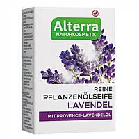 Твердое мыло Alterra Lavendel, 100 г
