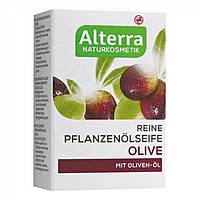 Твердое мыло Alterra Olive, 100 г
