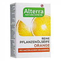 Твердое мыло Alterra Orange, 100 г