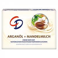 Твердое мыло CD Arganoil&Mandelmilch, 125 гр