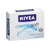 Твердое мыло Nivea Creme Soft, 100 гр