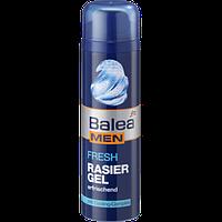 Гель для бритья Balea Men Fresh, 200 мл