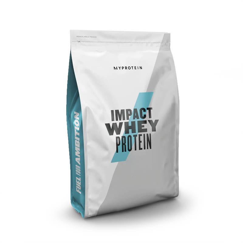 Протеин MyProtein Impact Whey Protein, 2.5 кг Черника