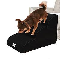 Драбинка для собак Premium , драбинки і сходинки для собак, м'які сходинки для собак, сходи, драбини, фото 7