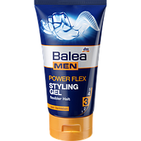 Гель для укладки волос мужской Balea Men Powerflex 3, 150 мл
