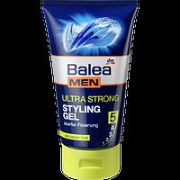 Гель для укладки волос мужской Balea Men Ultrastrong 5, 150 мл