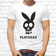 Чоловіча футболка з принтом Playdead SKL75-292918