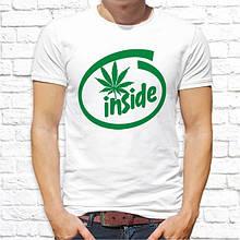 Чоловіча футболка Inside SKL75-292919