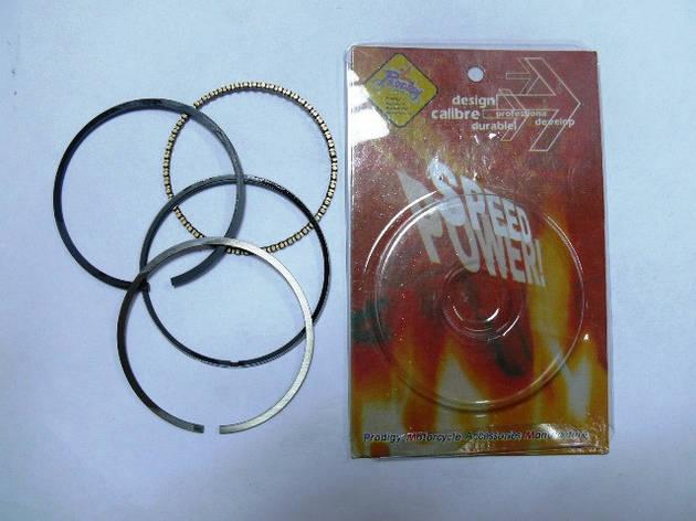 Кольца поршневые GY6-80 DELTA-70 0,5, фото 2