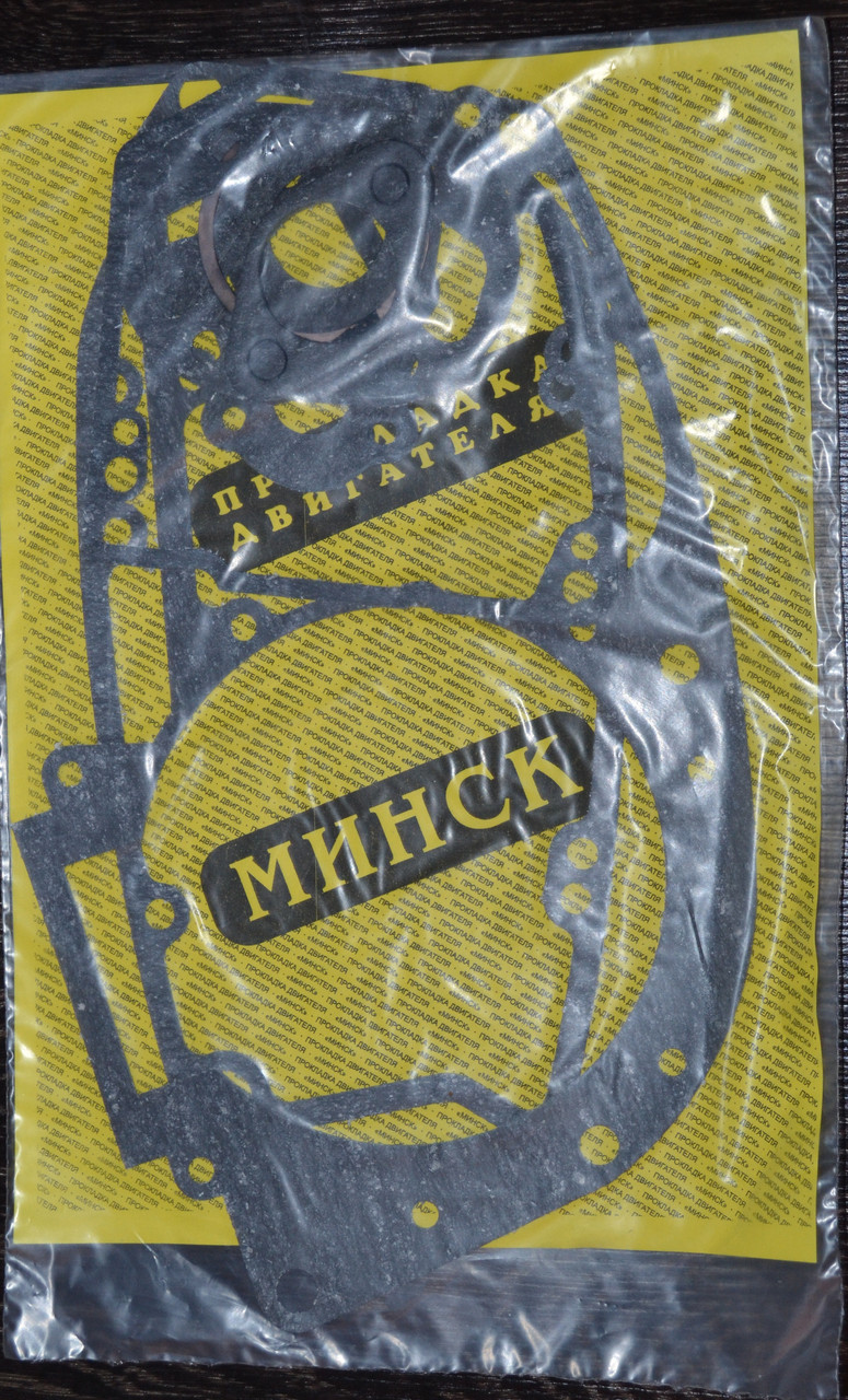 Набір прокладок Мінськ 12V