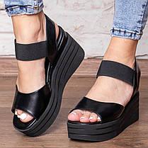 Женские сандалии Fashion Batista 3085 35 размер 22,5 см Черный, фото 3