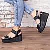 Женские сандалии Fashion Batista 3085 35 размер 22,5 см Черный, фото 2