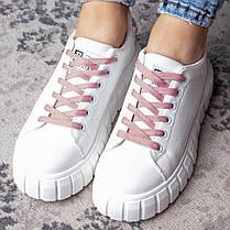 Кросівки жіночі Fashion Tsunami 3128 36 розмір, 23,5 см Білий, фото 3