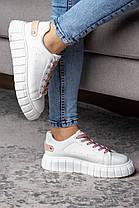 Кросівки жіночі Fashion Tsunami 3128 36 розмір, 23,5 см Білий, фото 2