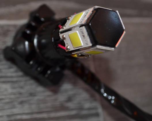 LED лампа главного света с вентилятором 6 диода, фото 2