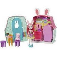 Игровой набор Enchanдомикtimals с куклой Бри Банни.Bree Bunny doll,GYN60
