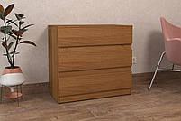 ALMA 5 / Комод цвет Ольха,   Комод в спальню, детскую, гостиную, прихожую , Для хранения вещей, фото 6