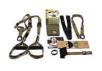 Петли подвесные для функционального тренинга TRX EasyFit Tactical GYM (T4)