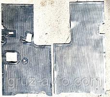 Килимки кабіни КамАЗ старого зразка комплект 2-х одиниць