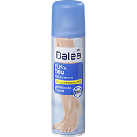 Спрей для ног Balea, 200 мл