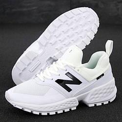 Мужские кроссовки New Balance 574 Sport V2, белый, Китай 42