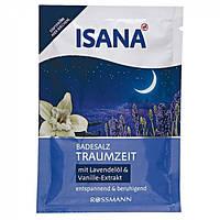 Соль для ванны ISANA Traum-Zeit, 80 г
