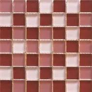Плитка Мозаика Mozaico de LUX ML-MOS F08 черри 30*30 114489