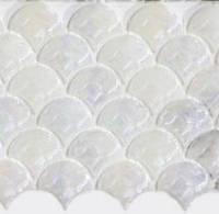 Плитка Мозаика Mozaico de LUX J-MOS LDA11 SHELL PERL 111298