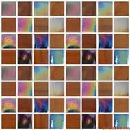 Плитка Мозаика Mozaico de LUX J-MOS SC46+WOOD PETROL 104244