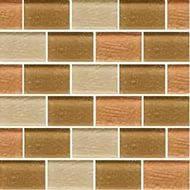 Плитка Мозаика Mozaico de LUX S- MOS HT558 (7.3x4.8) FALLING LIST 103987