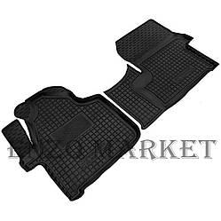 Автомобільні килимки в салон Mercedes Sprinter (W906) 06-/Volkswagen Crafter 06- (Avto-Gumm)