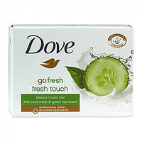 Твердое мыло Dove Go Fresh Fresh Touch, 100 гр