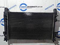 Радиатор охлаждения двигателя MERCEDES-BENZ E (W169), A1695000703