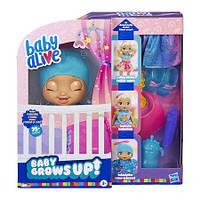Hasbro Baby Alive E8199 Растущая кукла