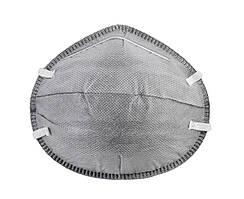 Угольный респиратор FFP-2 ( 2шт/уп) без клапана
