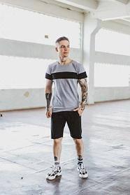 Спортивная мужская одежда