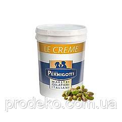 Фисташковая паста без сахара, зеленая, Pernigotti 1 кг