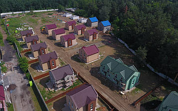 Обслуговування та ремонт басейнів у котеджному містечку Солов'їна