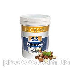 Фундучная паста интенсивного обжаривания натуральная 100% NOCCIOLA SCURA Pernigotti 1 кг