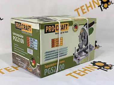 Торцовочная пила Procraft PGS2100, фото 3