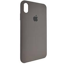 Чехол для Silicone Case iPhone XS Max Coffee (22)