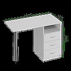 Манікюрний складаний стіл Натхнення, фото 3