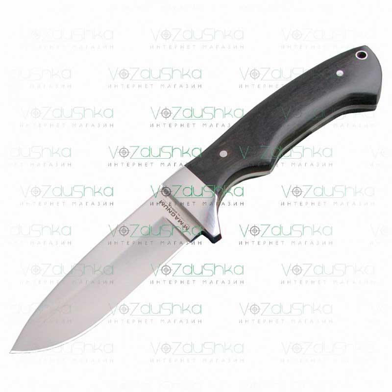 Нож Boker Magnum Tracker (02YA100) 440A, пакка, ножны
